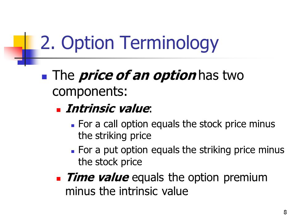 19 4.Where and How Options Trade.