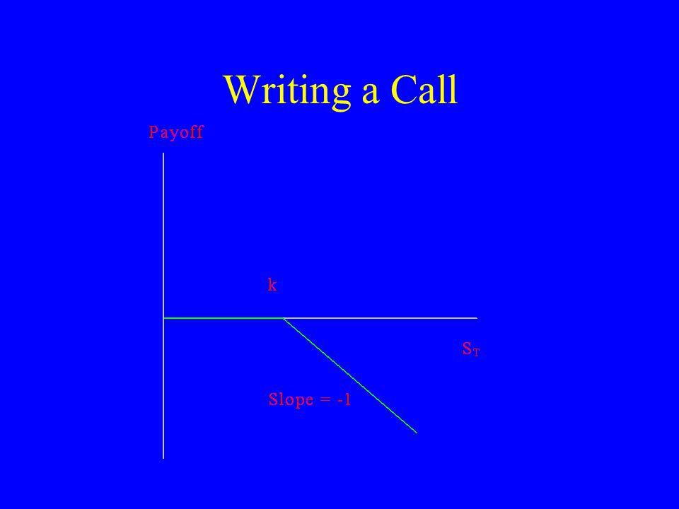 Writing a Call
