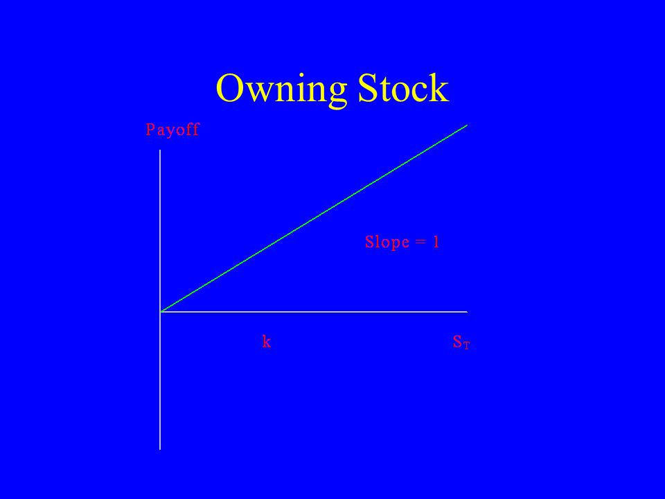Owning Stock