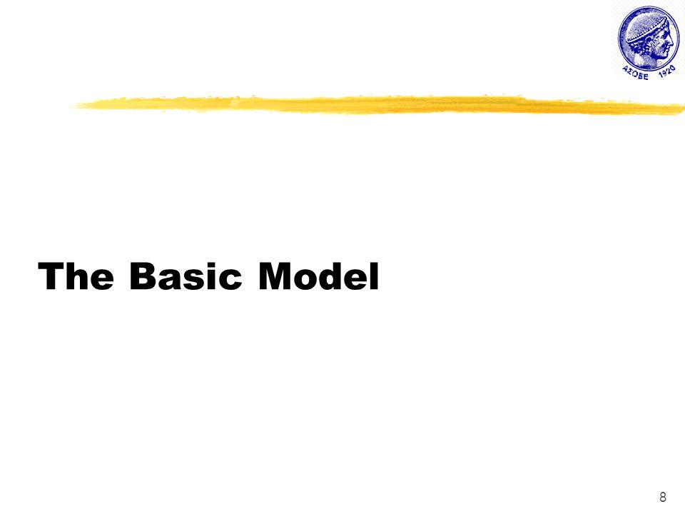 8 The Basic Model