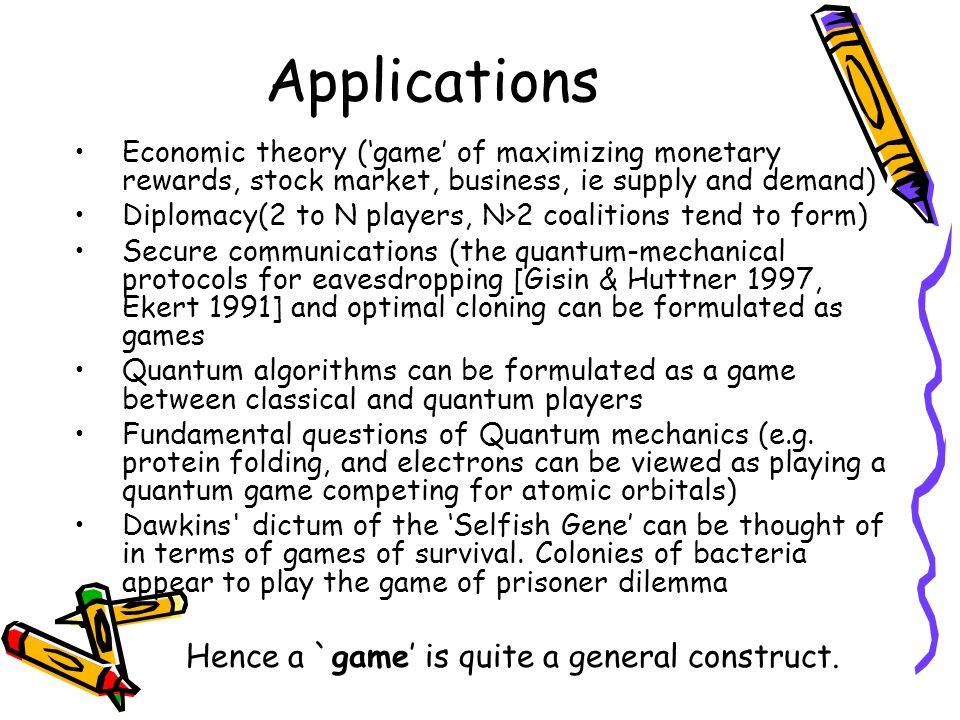 Quantum penny flip game