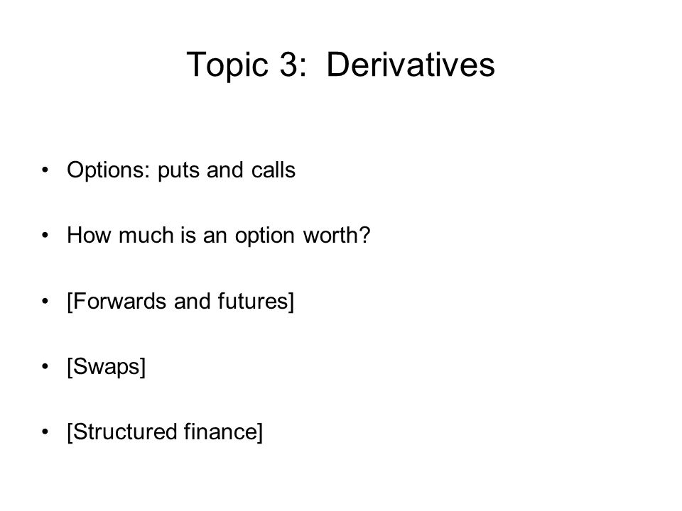 Forward and futures markets Forwards useful for hedging a known commitment due in the future.