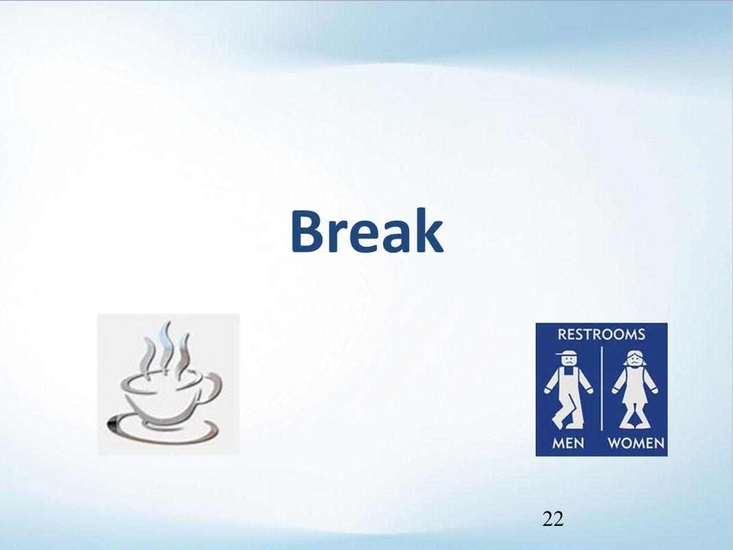 Break 22