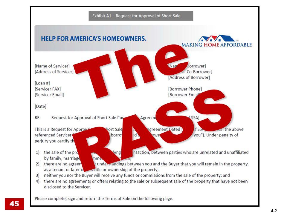 The RASS 45 4-2
