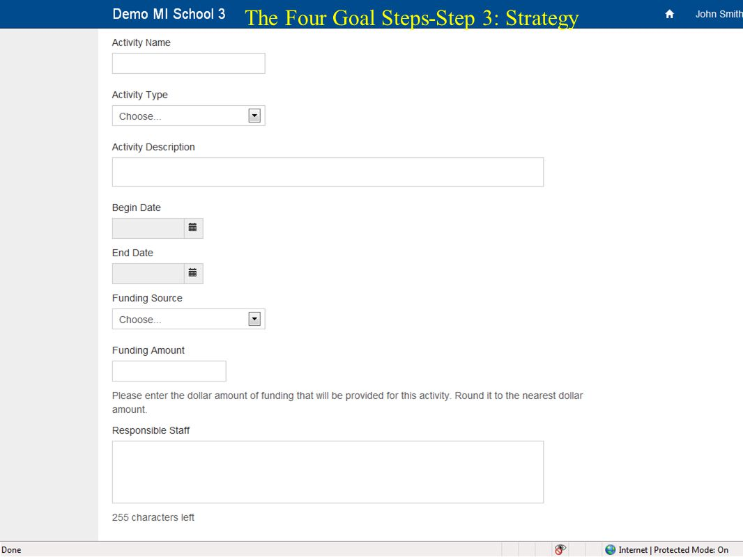29 The Four Goal Steps-Step 3: Strategy