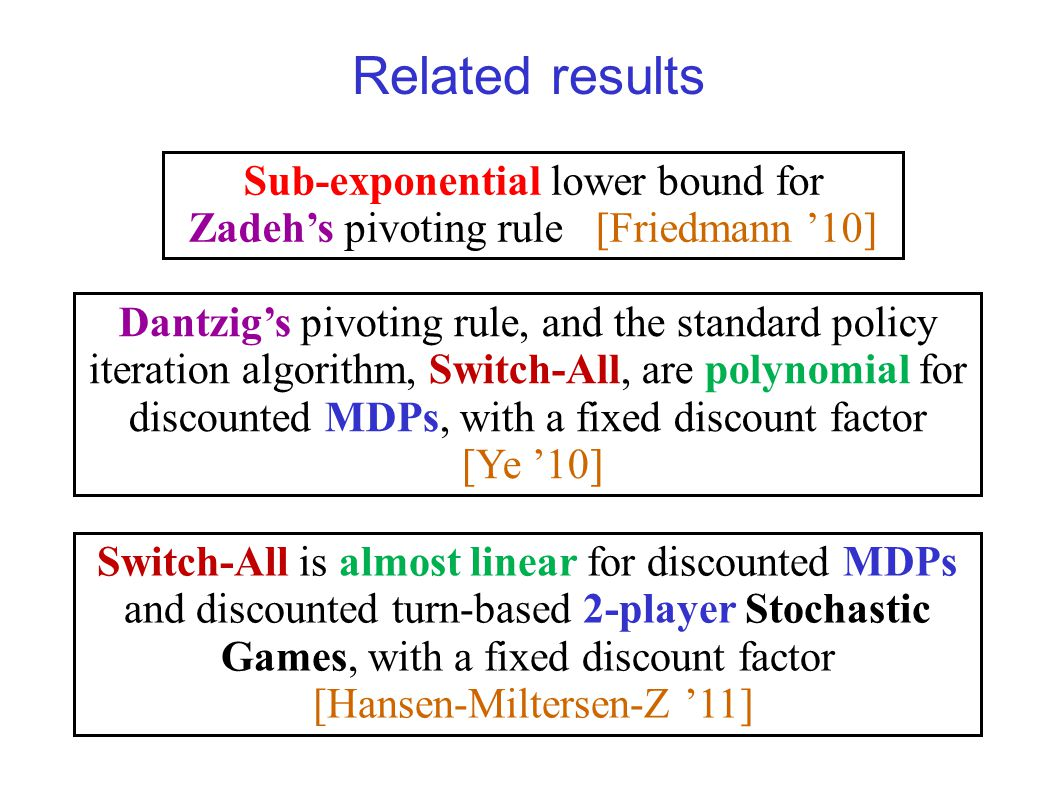 Lower bound for Random-Facet Implement a randomized counter
