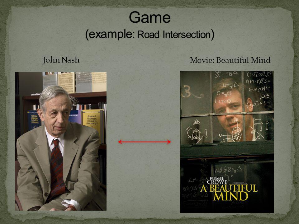 John Nash Movie: Beautiful Mind