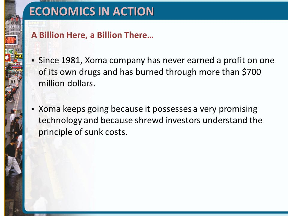 A Billion Here, a Billion There…  Since 1981, Xoma company has never earned a profit on one of its own drugs and has burned through more than $700 million dollars.
