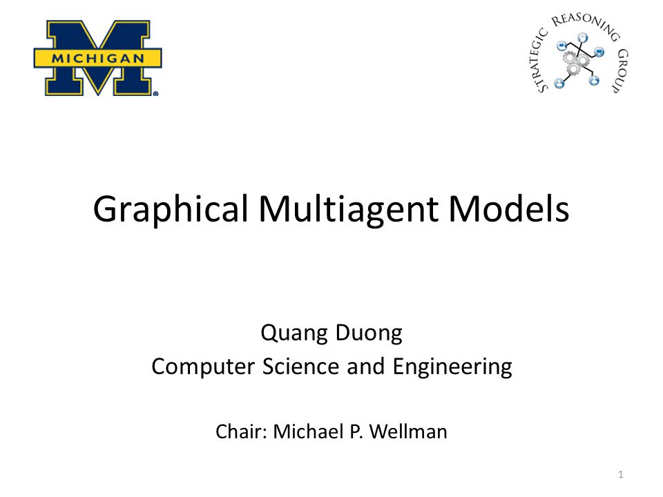 Learning History-Dependent Graphical Multiagent Models Objective Given action data + observation graph, build a model that predicts: – Detailed actions in next period – Aggregate measures of actions in the more distant future Challenge: Learn dependence graph – (Within-time) Dependence graph ≠ observation graph – Complexity of the dependence graph 42