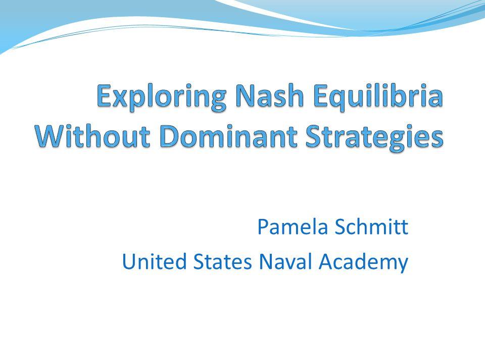 Pamela Schmitt United States Naval Academy