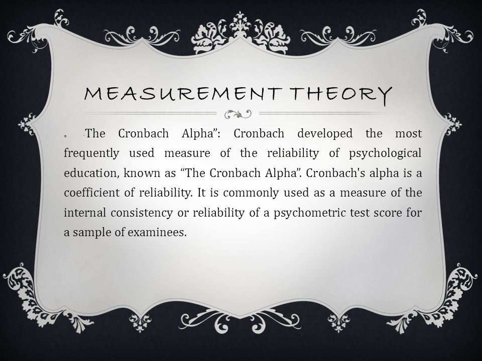 CRONBACH'S CONTRIBUTIONS  Cronbach's contributions were notable into three areas:  a) Measurement theory  b) Program Evaluation  C) Instruction