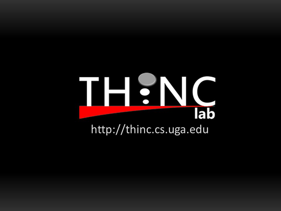 http://thinc.cs.uga.edu