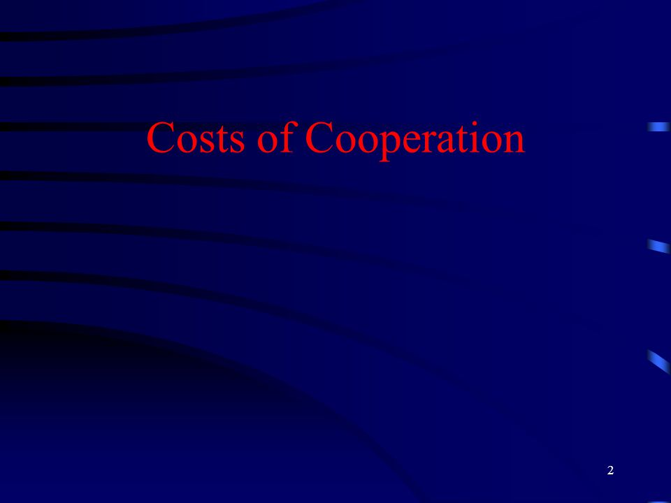 123 Synchronization costs Cost of formalizing a convergent and simultaneous decision.
