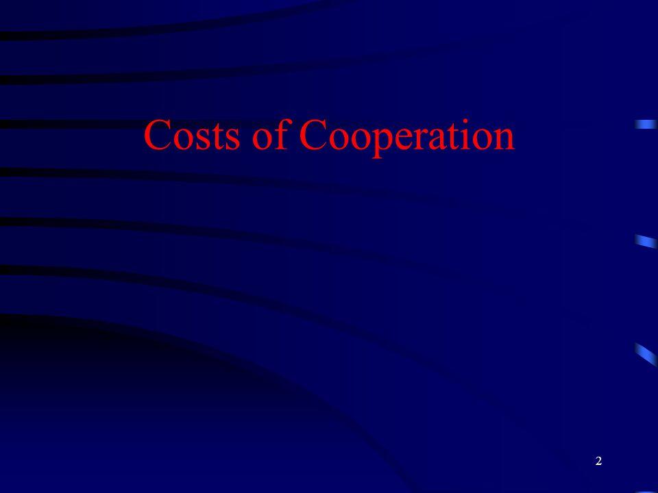 63 K (Cooperation) Index K=(R-P)/(T-S) (Rapoport 1967)