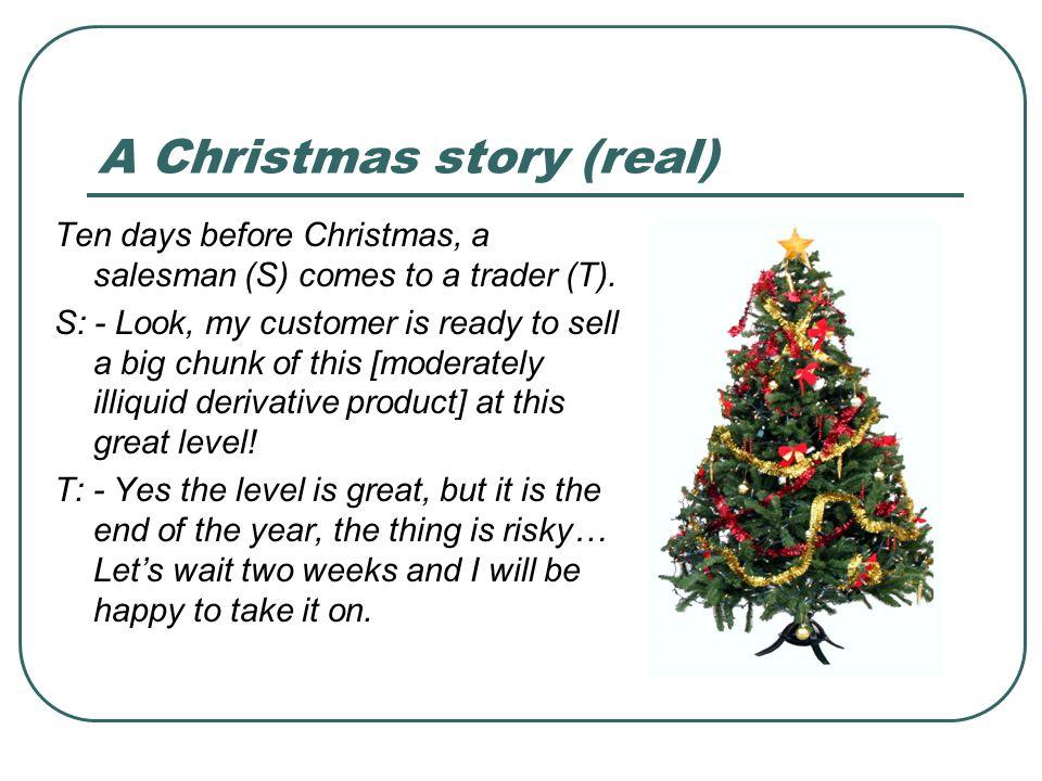4.Two short gamma strategies Trading reversion vs.