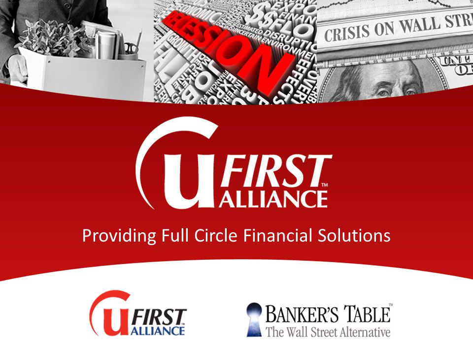 Providing Full Circle Financial Solutions