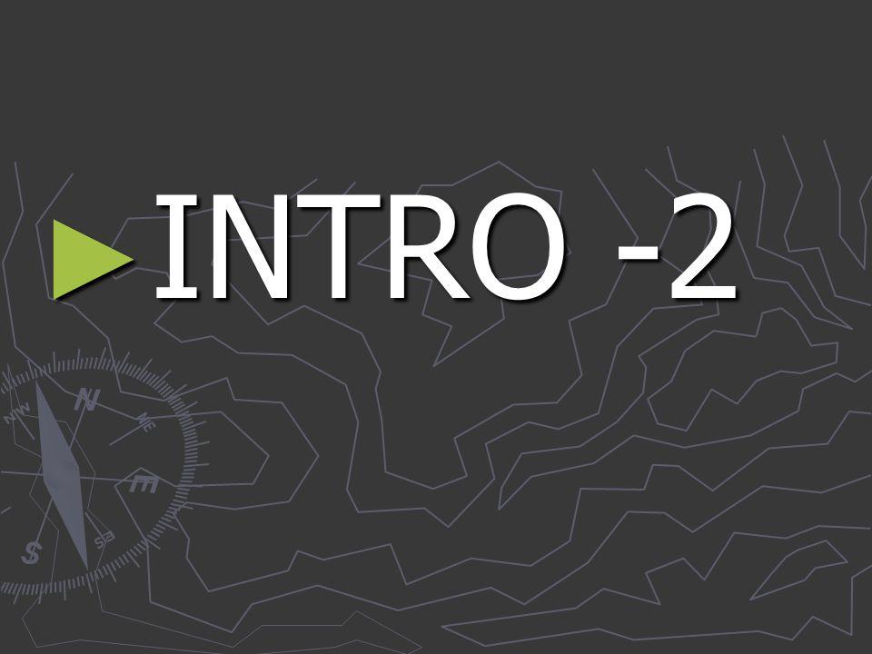 ► INTRO -2