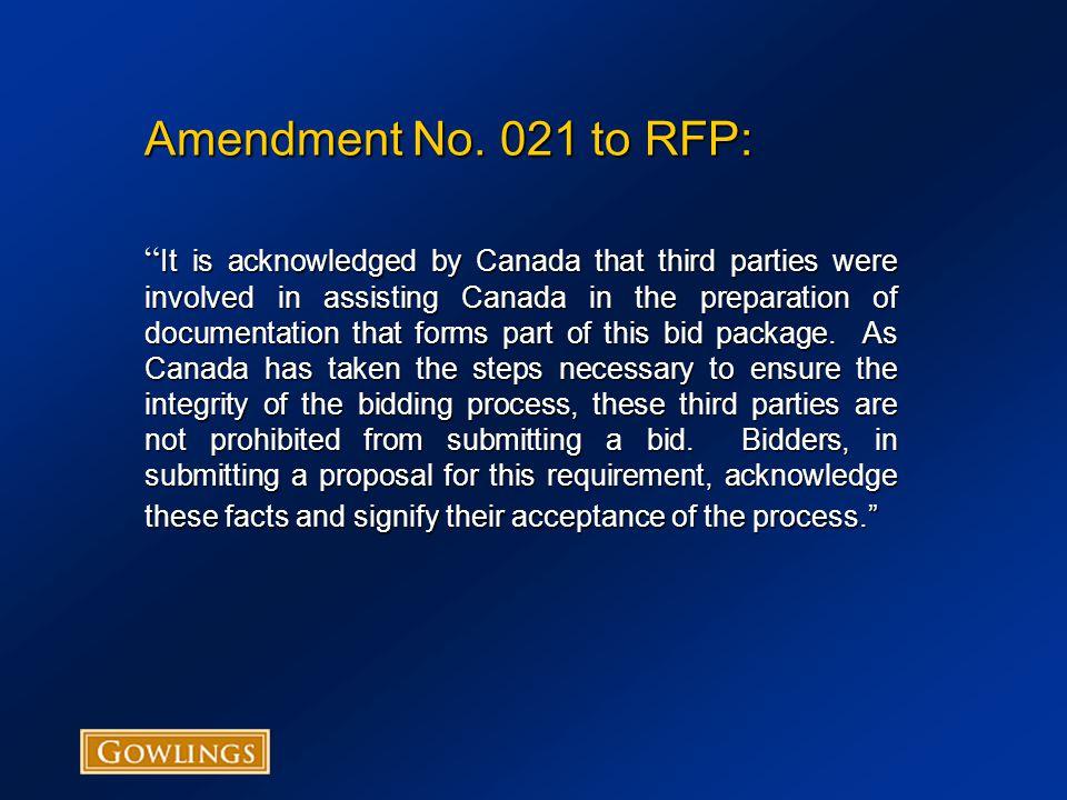 Amendment No.
