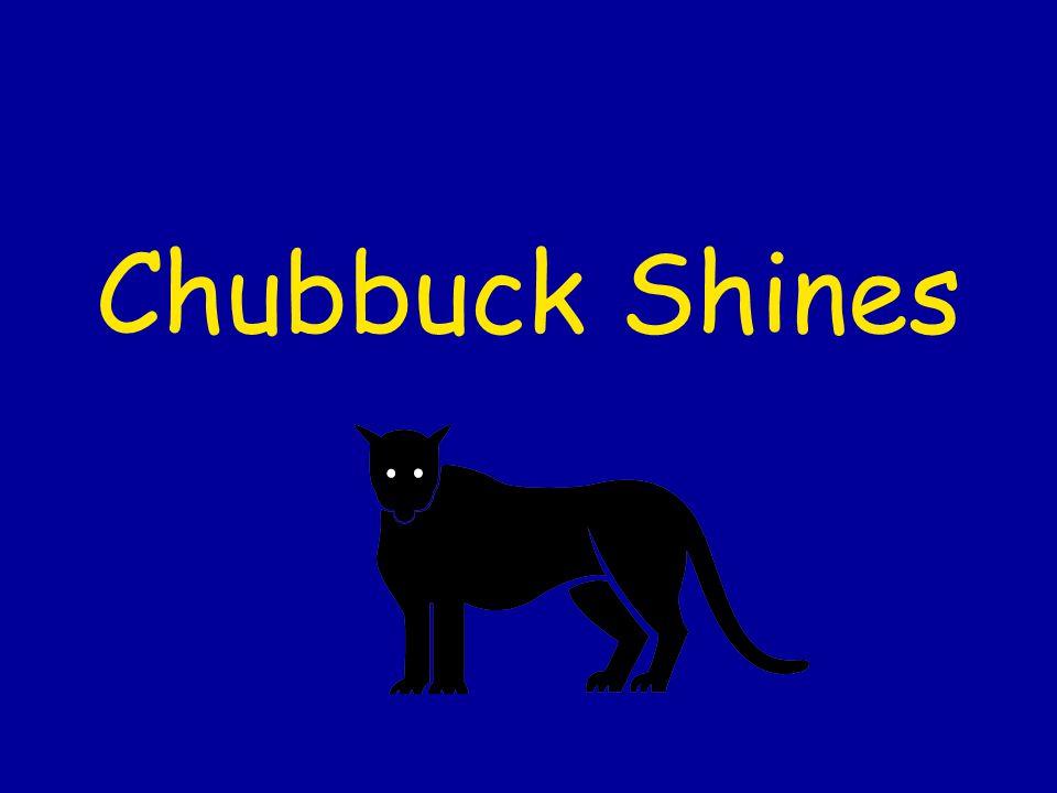 Chubbuck Shines