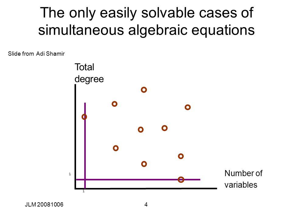 5 Boolean Functions f :GF(2) n  GF(2) and g : GF(2) n  GF(2), C(f, g) = 2Prob(f(x) =g(x))-1.