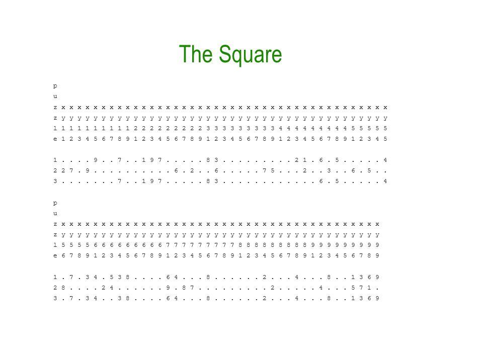 The Square p u z x x x x x x x x x x x x x x x x x x x x x x x x x x x x x x x x x x x x x x x x x z y y y y y y y y y y y y y y y y y y y y y y y y y y y y y y y y y y y y y y y y y l 1 1 1 1 1 1 1 1 1 2 2 2 2 2 2 2 2 2 3 3 3 3 3 3 3 3 3 4 4 4 4 4 4 4 4 4 5 5 5 5 5 e 1 2 3 4 5 6 7 8 9 1 2 3 4 5 6 7 8 9 1 2 3 4 5 6 7 8 9 1 2 3 4 5 6 7 8 9 1 2 3 4 5 1....