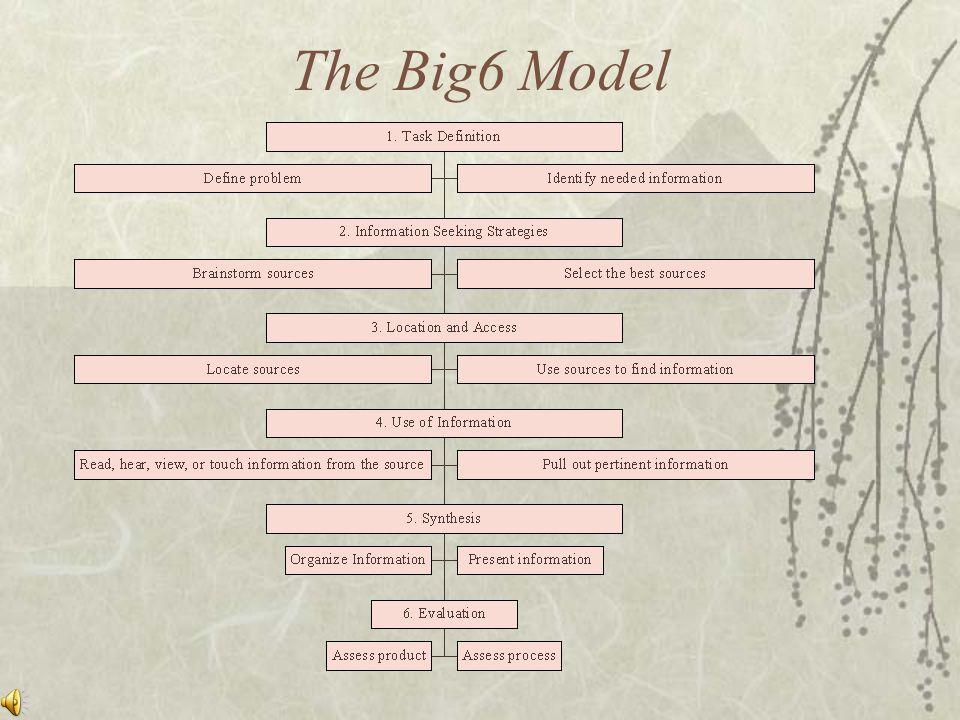 The Big6 Model