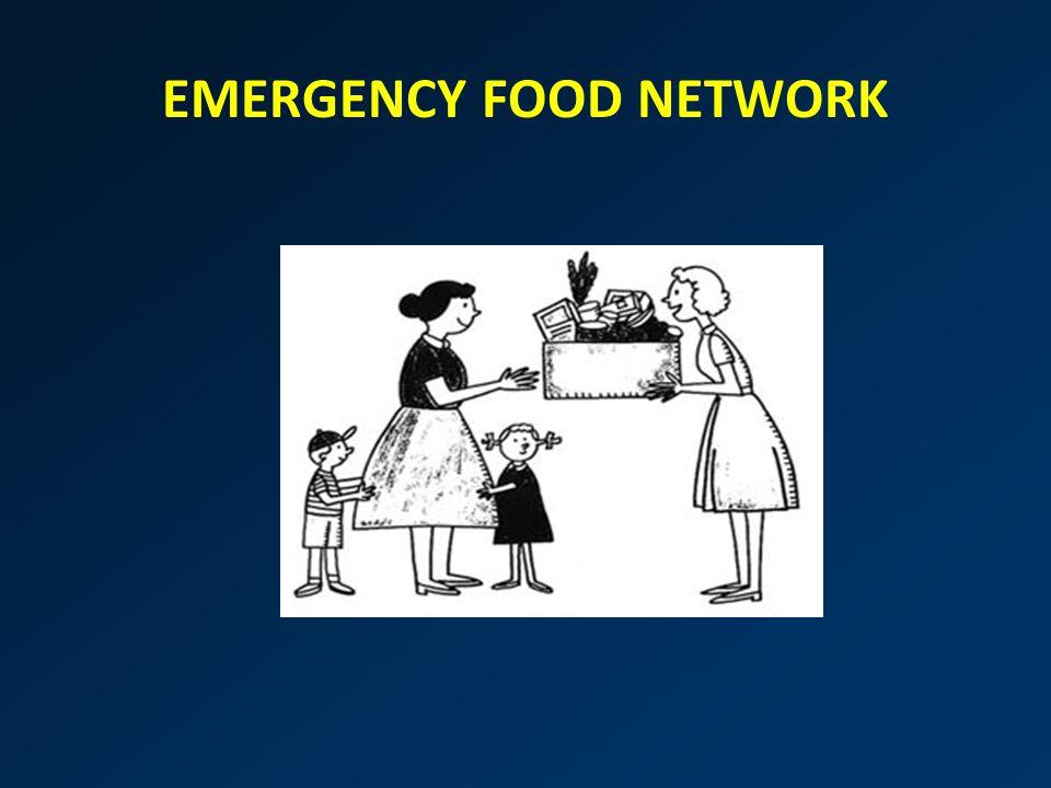 EMERGENCY FOOD NETWORK