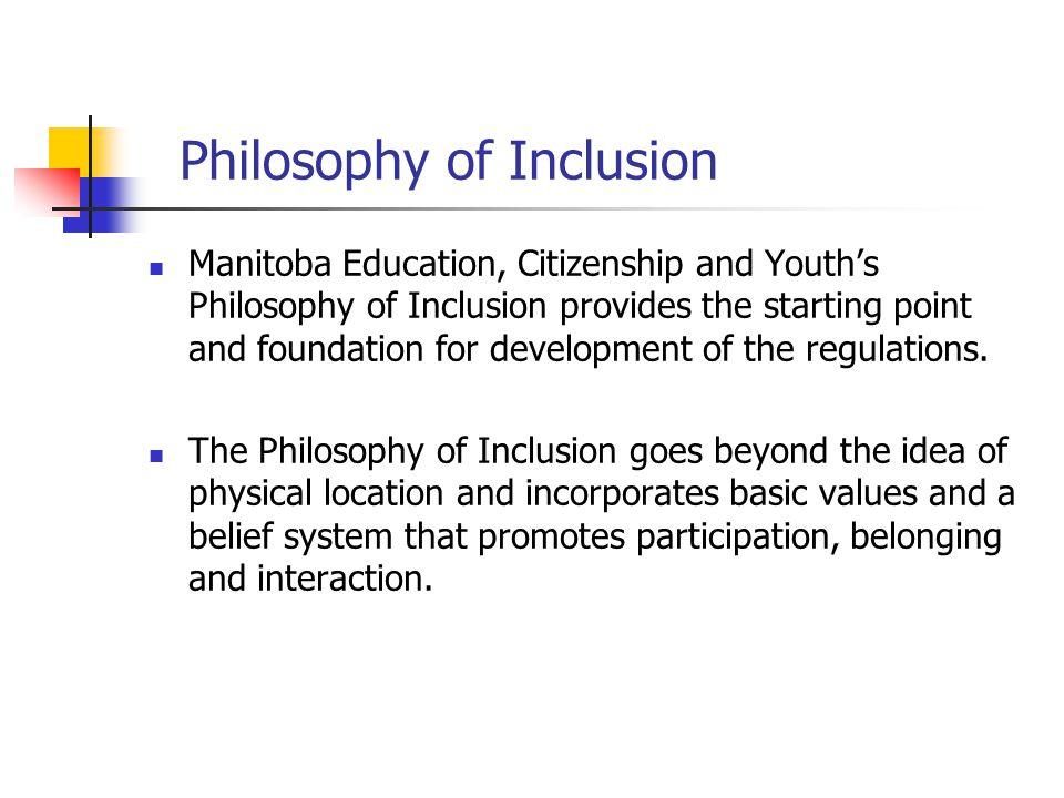 Appropriate Educational Programming June 10, 2004: Bill 13, An Amendment to the Public Schools Act (Appropriate Educational Programming) received concurrence and Royal Assent in the Manitoba Legislature.