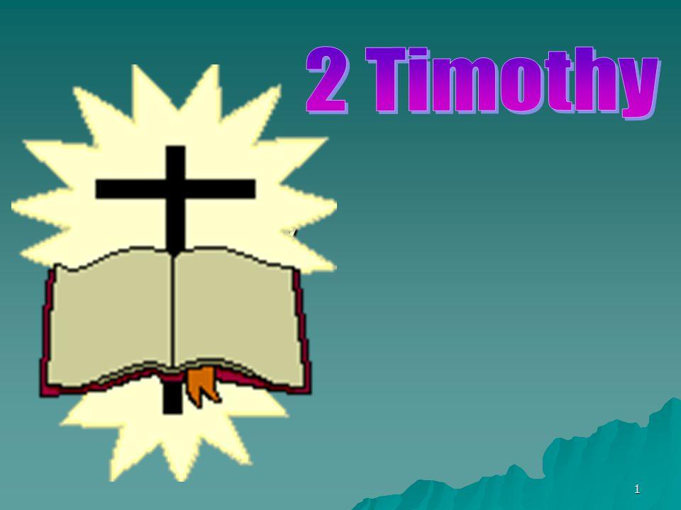 1 2 Timothy
