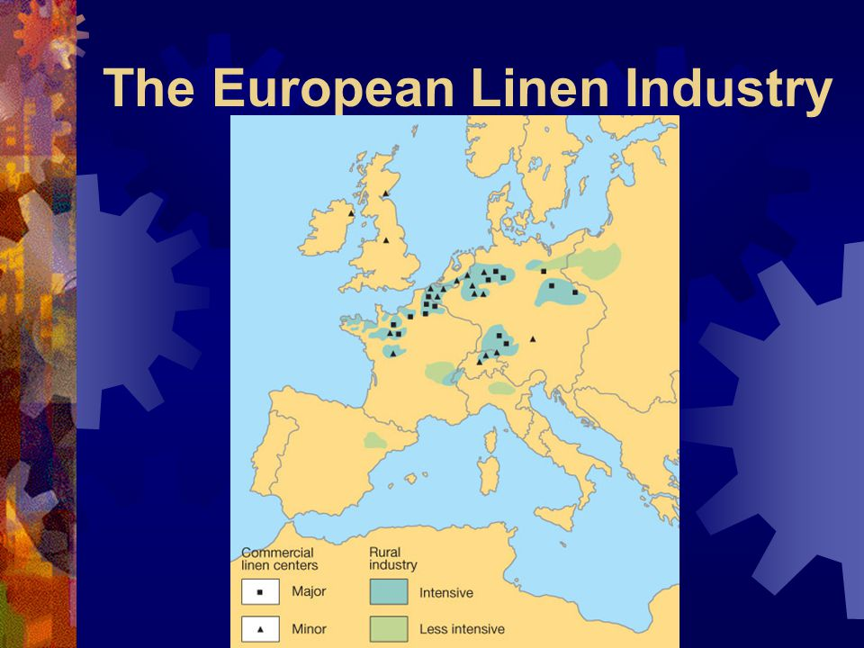 The European Linen Industry