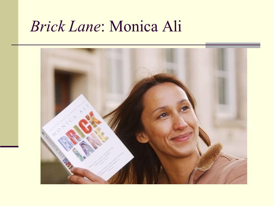 Brick Lane: Monica Ali
