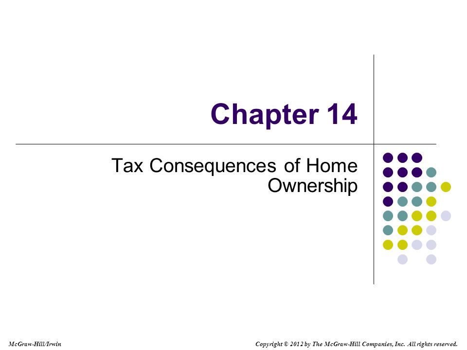 14-22 Real Property Taxes Owners of real property generally have to pay property taxes.