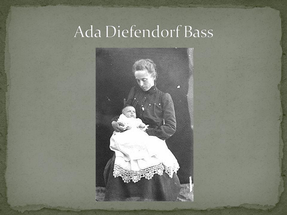 Bass, William G.William G. Bass Collection, 1890-1970.