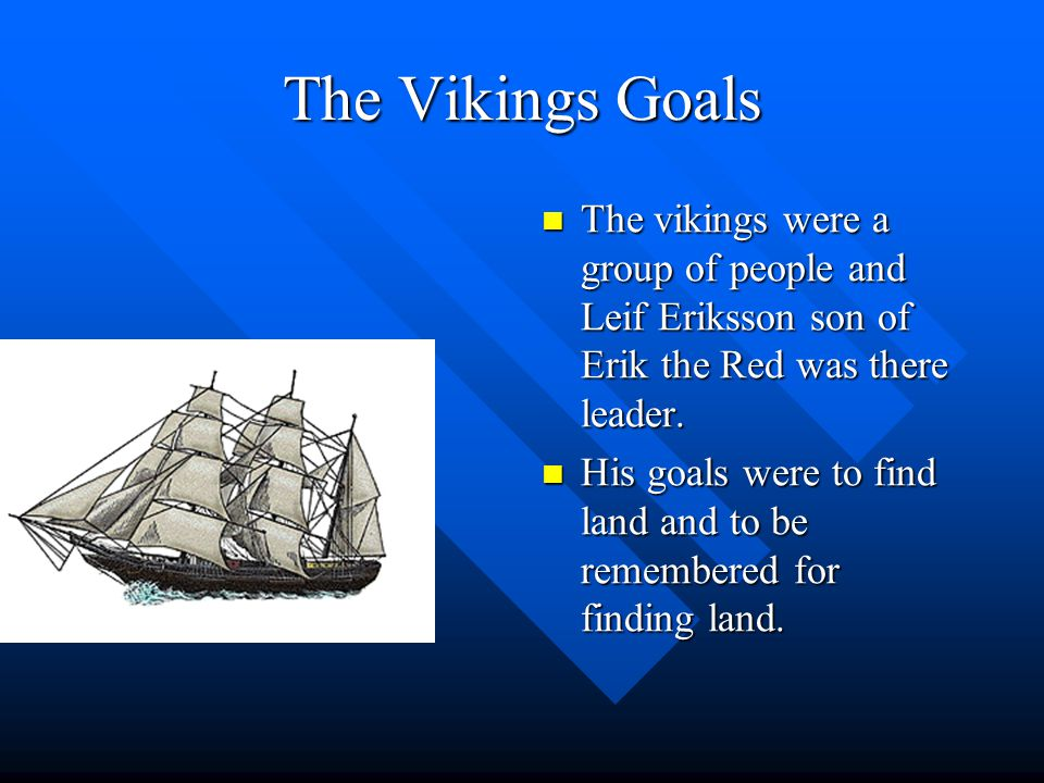 The Vikings of Scandinavia By:Bobby Benditt