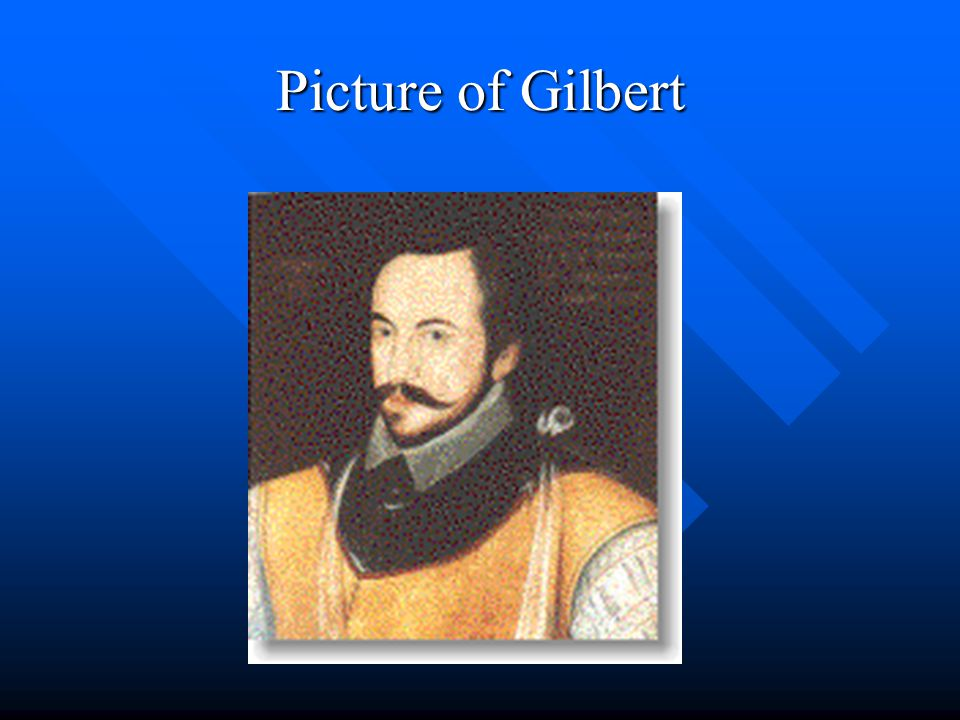 Sir Humphrey Gilbert By Sierra Massey