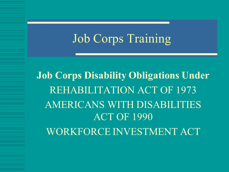 22 Section 508 Federal agencies' electronic and information technology to be accessible to and usable by:  Federal employees with disabilities  Members of the public seeking information or services Includes standards for:  Mechanically operated controls, keyboards or keypads  Non-embedded software applications and operating systems  Web-based information or applications  Telecommunications functions  Video or multimedia products  Information kiosks and transaction machines