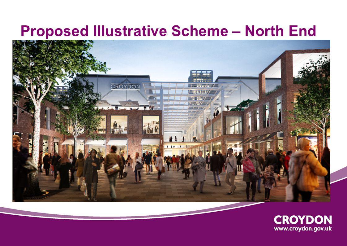 Proposed Illustrative Scheme – North End