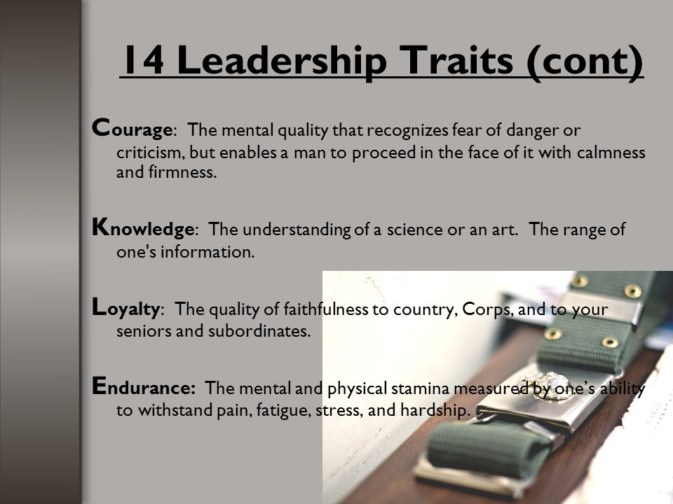 Leadership Principles Leadership principles are time tested and proven guidelines of leadership.