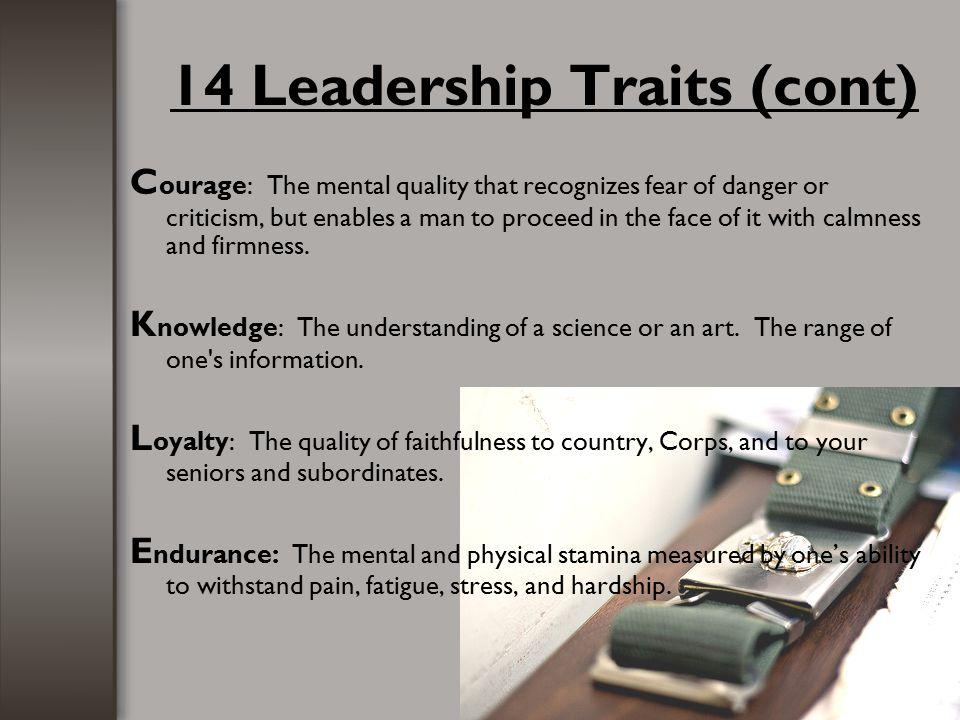11 Leadership Principles Train Your Men as a Team.