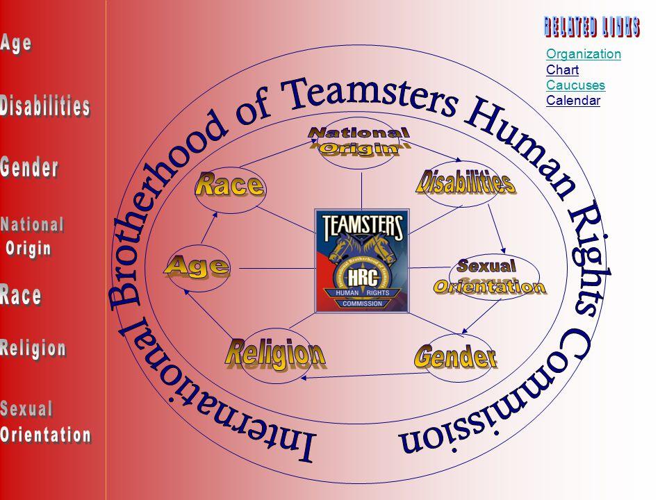 Organization Organization Chart Caucuses Calendar