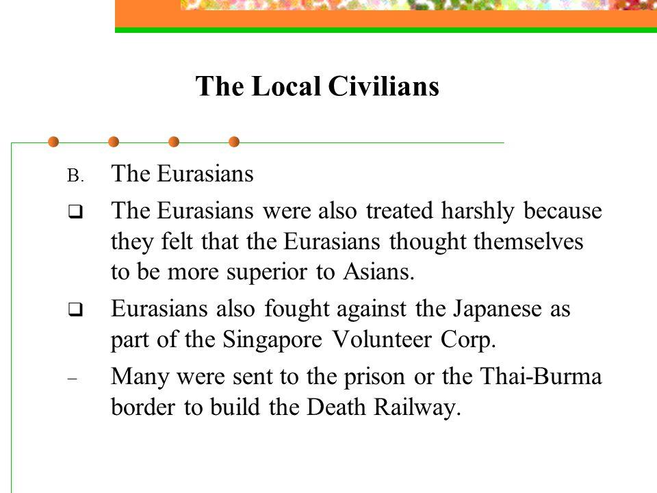 The Local Civilians B.