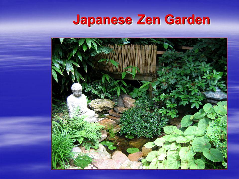 Japanese Garden for Meditation