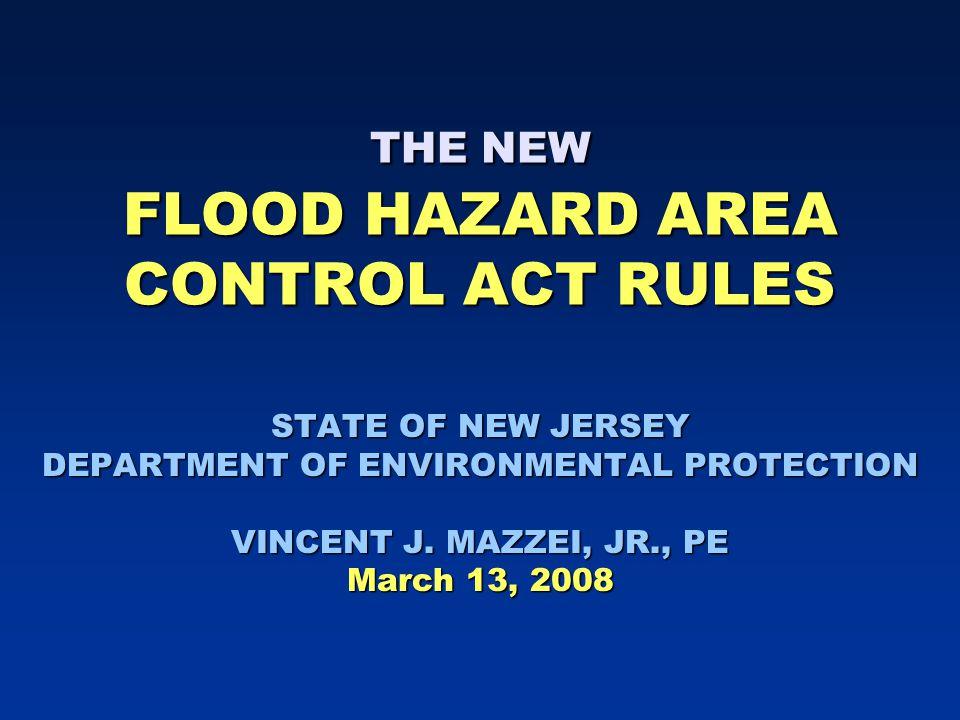 Permits-by-rule N.J.A.C.