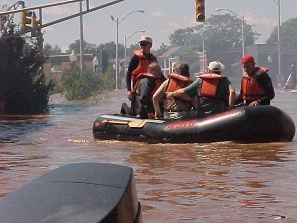 Flooding is New Jersey s #1 Natural Hazard (FEMA, August 4, 2004)