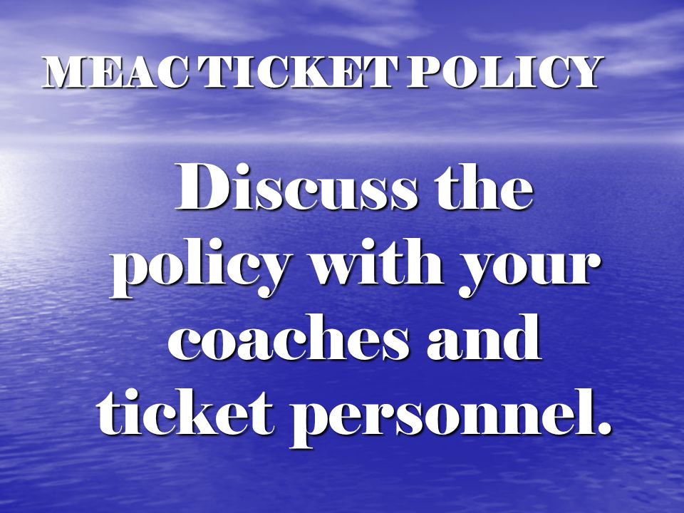 PERMISSIBLE AMOUNT OF PASSES PERMISSIBLE AMOUNT OF PASSES - 240 Football - 60 Men's Basketball - 60 Men's Basketball - 60 Women's Basketball - 60 Women's Basketball DIRECTORS OF ATHLETICS TICKETS - 60 Tickets for Football - 60 Tickets for Football - 30 Tickets for Men's & Women's Basketball - 30 Tickets for Men's & Women's Basketball combined combined