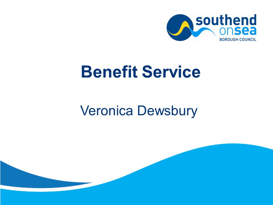 Benefit Service Veronica Dewsbury