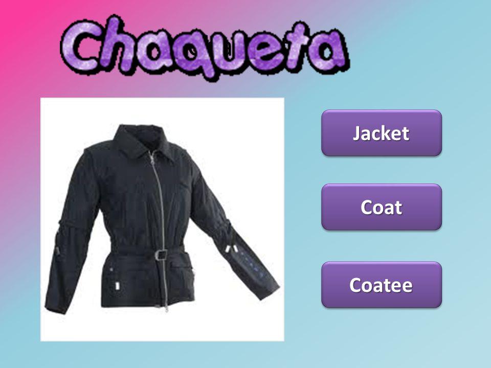 Chaqueta Jacket Coat Coatee