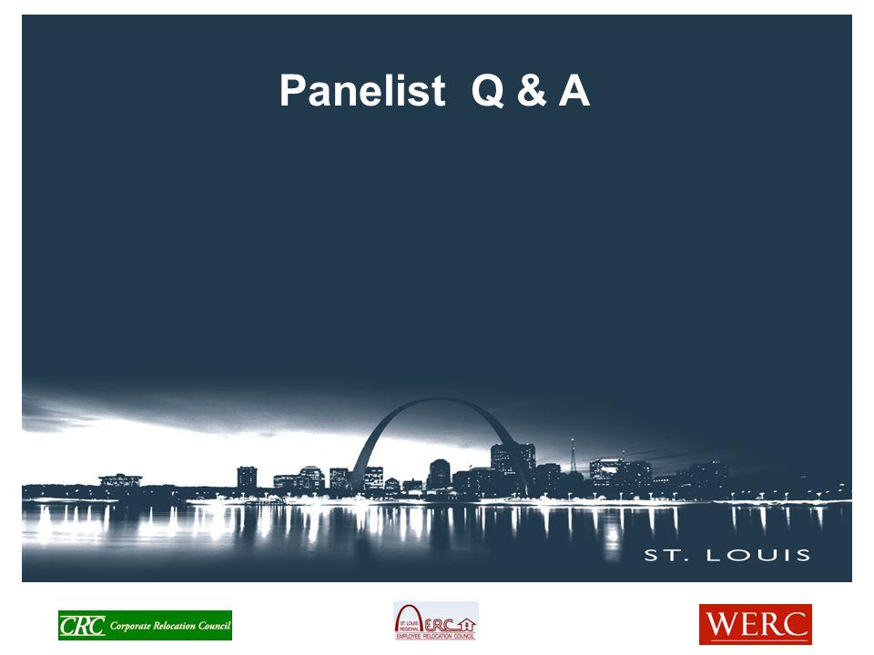 Panelist Q & A