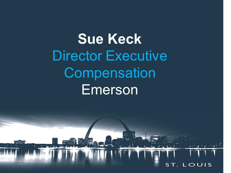 Sue Keck Director Executive Compensation Emerson