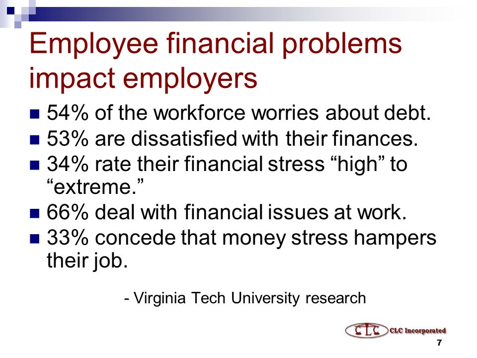 8 The need for financial coaching 75% of US households do not have access to a financial advisor (Forrester).